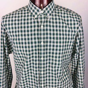 Eddie Bauer Wrinkle Free Relaxed Fit Shirt
